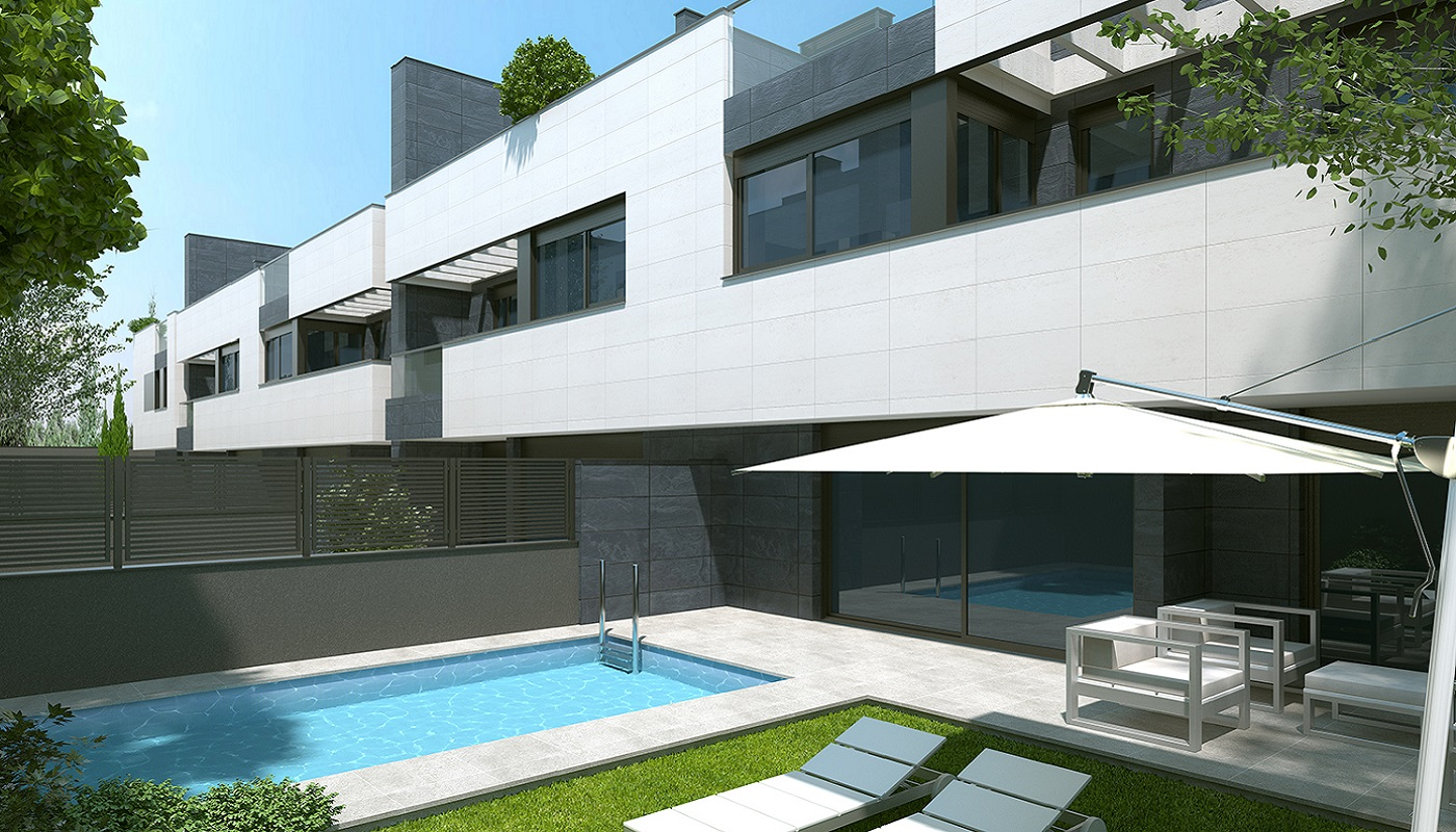 Conoce nuestro conjunto residencial en Puerta de Hierro-Madrid.