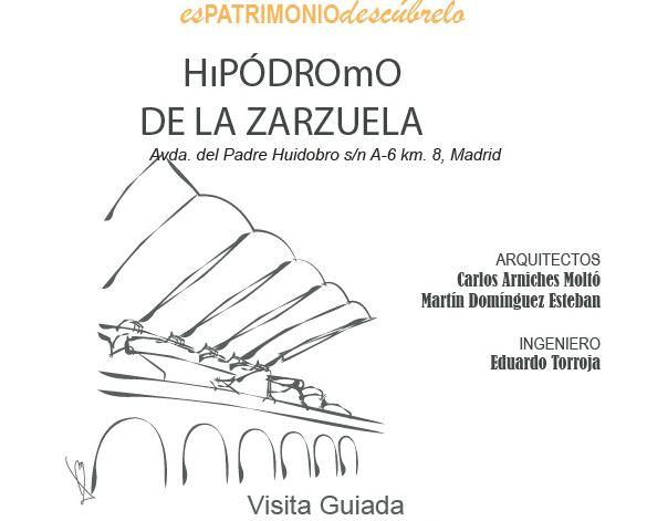Visita guiada al Hipódromo de la Zarzuela
