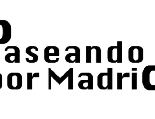 Descárgate la APP gratuita PASEANDO POR MADRID y recorre sus calles desde casa.