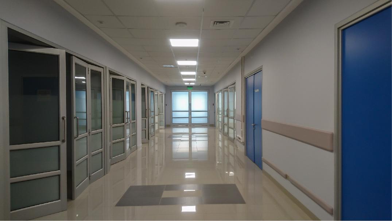 PECSA Chile, finalizamos la construcción de la anhelada Torre de Valech del Hospital Central de Urgencias Sanitarias, en Santiago de Chile.