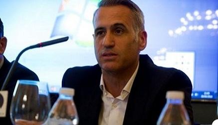 Ignacio Juan-Aracil Elejabeitia, Presidente de Grupo Pecsa y Pecsa Chile, en el seminario 'Infraestructuras en América'.
