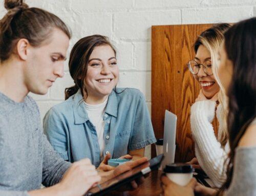 La experiencia de compartir coworking con profesionales de distintas ramas