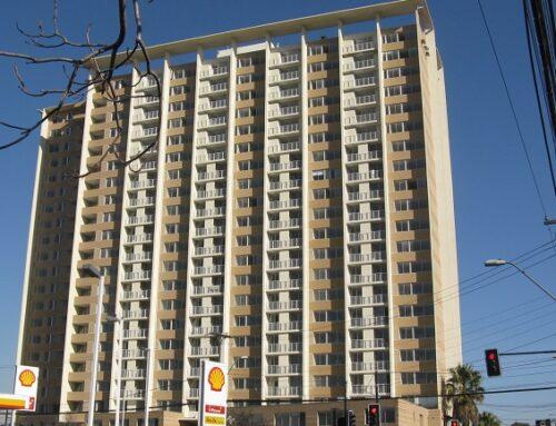 Más de un millar de viviendas construidas en España y Chile